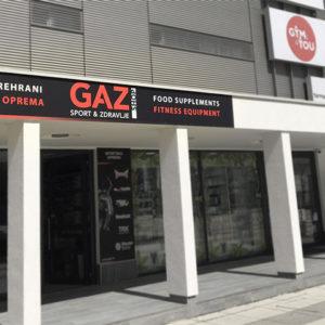Akcija u GAZ shopu!